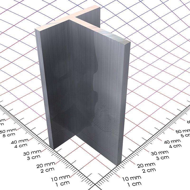 30 x 30 x 3 mm alu t profil blank 3d alu online shop. Black Bedroom Furniture Sets. Home Design Ideas