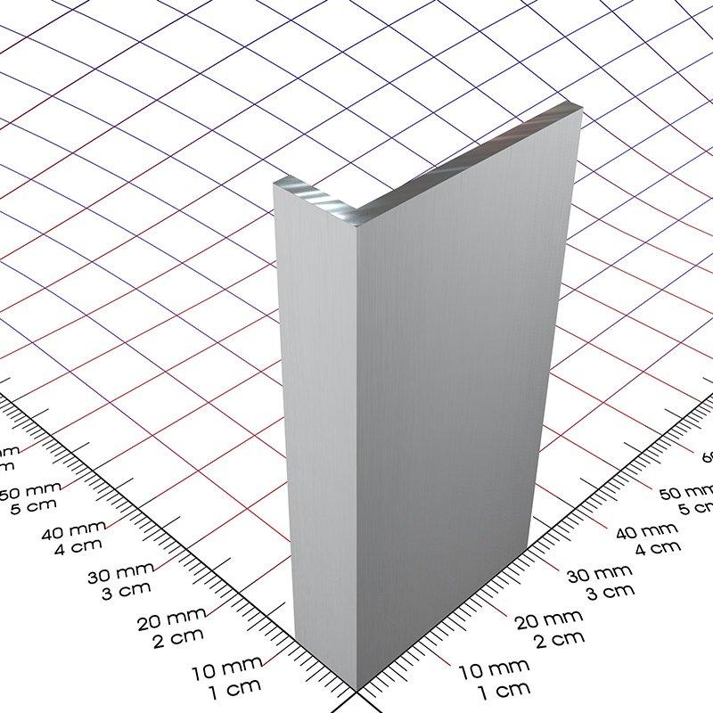 30 x 10 x 2 mm alu l profil 3d alu online shop. Black Bedroom Furniture Sets. Home Design Ideas