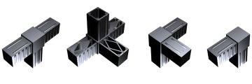 SVe30 einteilige Steckverbinder