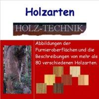 Holzarten CD 1-80 w