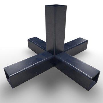 SK15KA, Stahlkern Kreuz mit Abgang