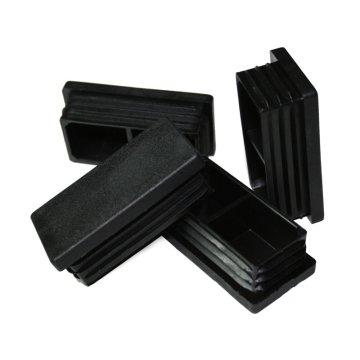 Gleiter schwarz, rechteckig